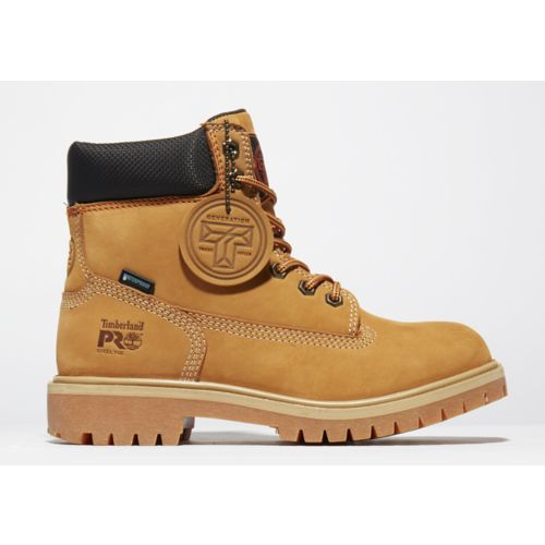 Timberland PRO x Generation T Waterproof Steel Toe Boots-