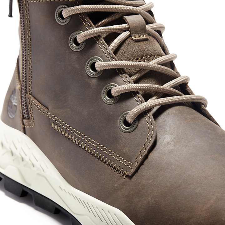 Men's Brooklyn Side-Zip Sneaker Boots-