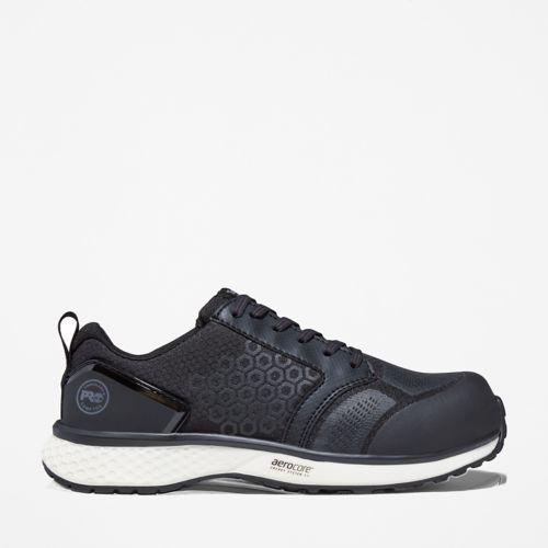 Women's Reaxion Composite Toe Work Sneaker-
