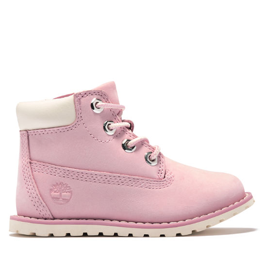 Toddler Pokey Pine 6 Inch Lace Boots