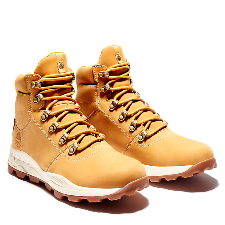 Men's Brooklyn 6-Inch Waterproof Sneaker Boots-