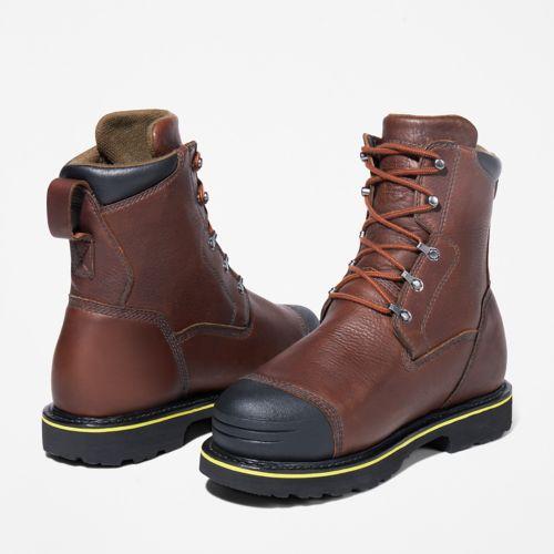 Men's Bannack Met Guard Alloy Toe Work Boot-