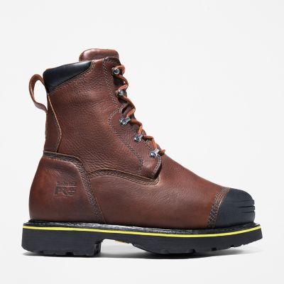 Men's Bannack Met Guard Alloy Toe Work Boot
