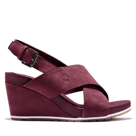 Women's Capri Sunset X-Band Wedge Sandals