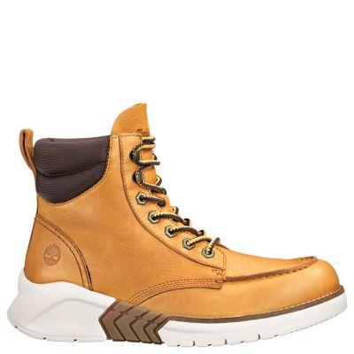 Men's M.T.C.R. Moc-Toe Sneaker Boots