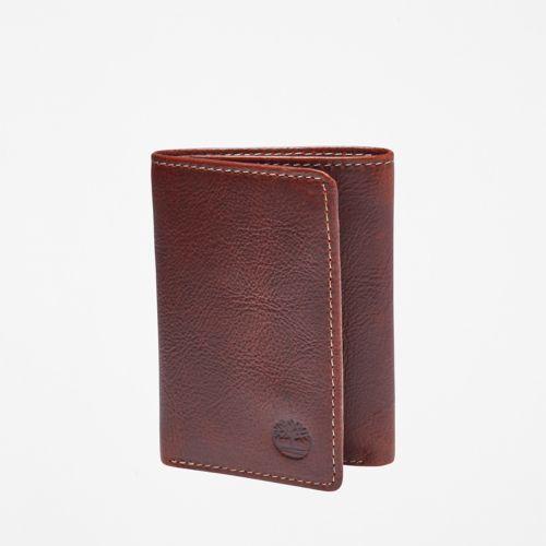Men's Monadnock Regenerative Leather Trifold Wallet-
