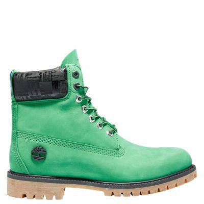 Men's NBA Boston Celtics X Timberland Boots