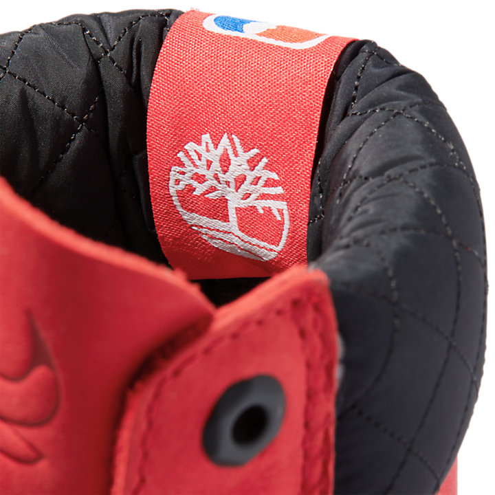 Men's NBA Chicago Bulls X Timberland Boots-
