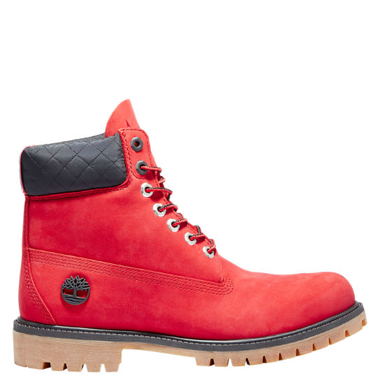 Men's NBA Chicago Bulls X Timberland Boots