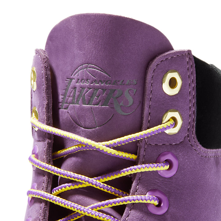 Men's NBA L.A. Lakers X Timberland Boots-