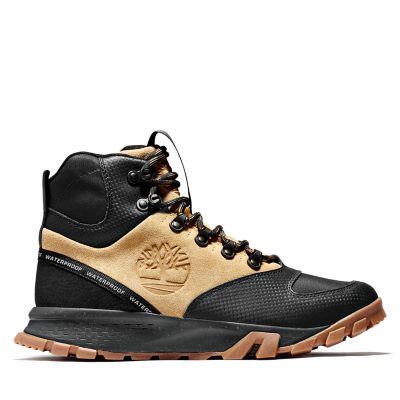 Men's Garrison Trail Waterproof Hiking Boots