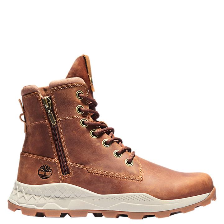 030e280756c Men's Brooklyn Side-Zip Sneaker Boots