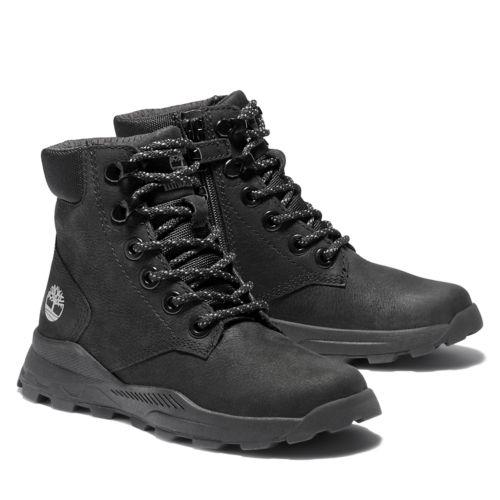Junior Brooklyn Sneaker Boots-