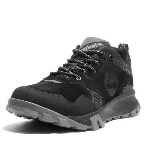 Men's Garrison Trail Waterproof Low Hiker Boots-