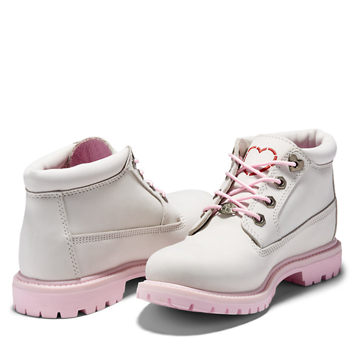 Women's Love Collection Waterproof Chukka Boots-