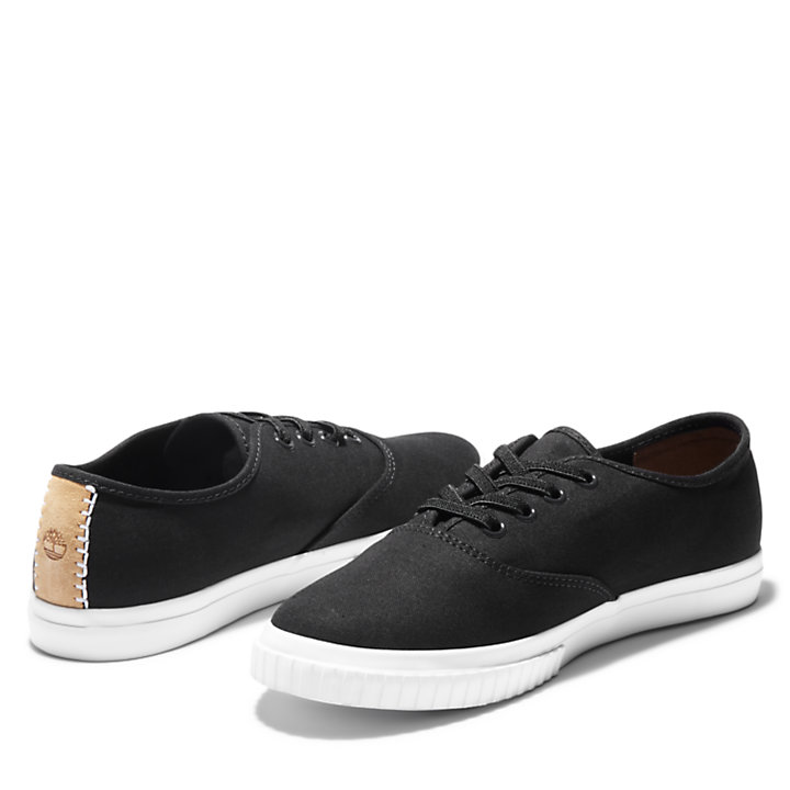 Women's Newport Bay Canvas Sneakers-