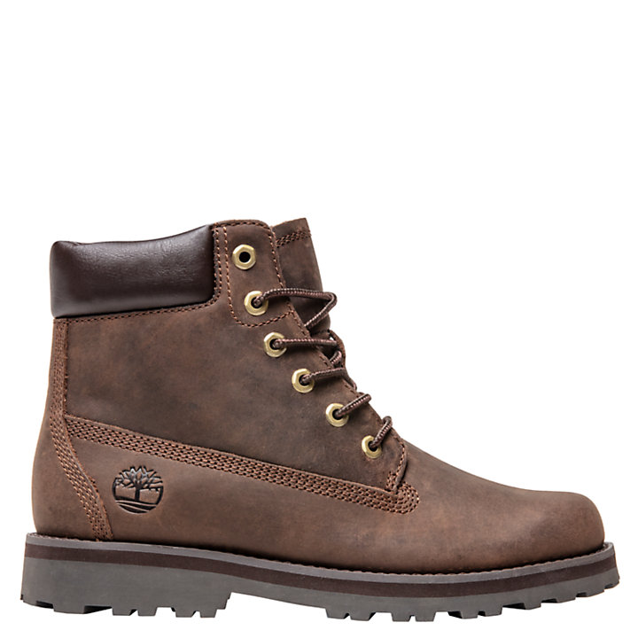 Junior Courma Kid 6-Inch Side-Zip Boots-