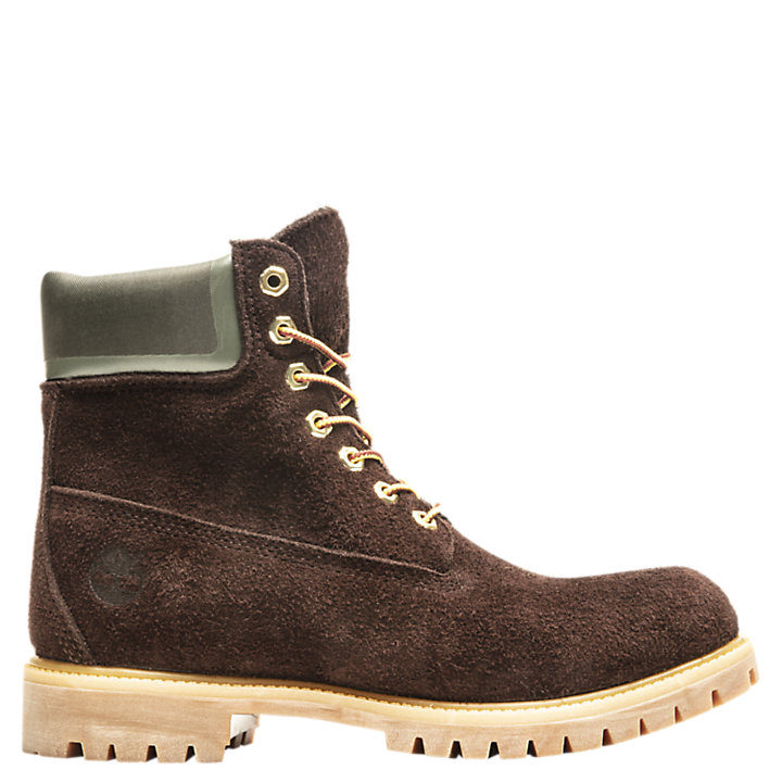 Men's 6-Inch Premium Suede Boots-