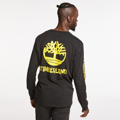 SpongeBob SquarePants X Timberland Long Sleeve Graphic T-Shirt-