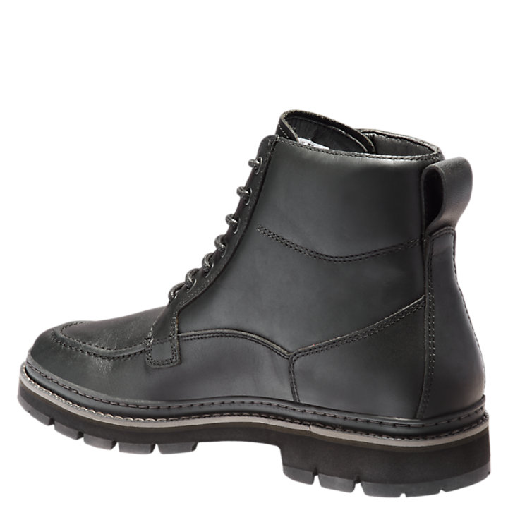 Men's Port Union Moc-Toe Waterproof Boots-