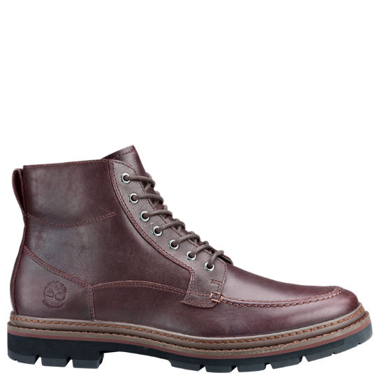 Men's Port Union Moc-Toe Waterproof Boots