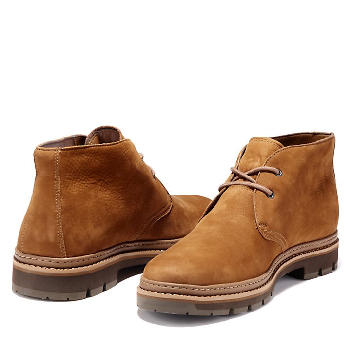 Men's Port Union Waterproof Chukka Boots-