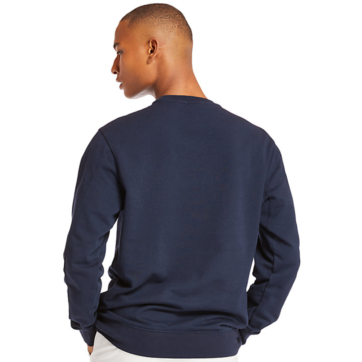 Men's Shedd Brook 3D Embossed Crew Sweatshirt-