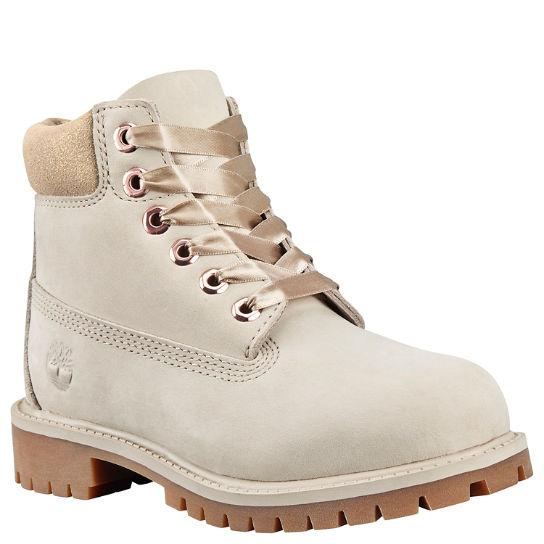 Junior 6 Inch Premium Waterproof Boots | Timberland US Store