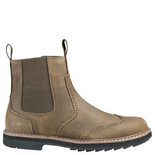 Men's Squall Canyon Waterproof Wingtip Chelsea Boots