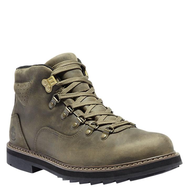 Men's Squall Canyon Waterproof D-Ring Chukka Boots-