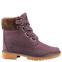 Dark Purple Nubuck