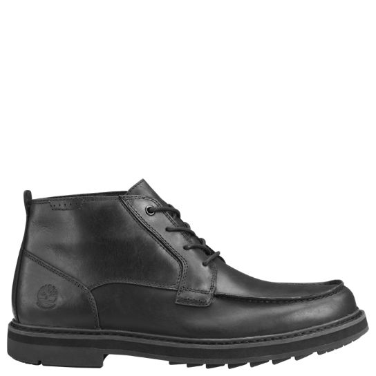 Men's Squall Canyon Waterproof Moc-Toe Chukka Boots