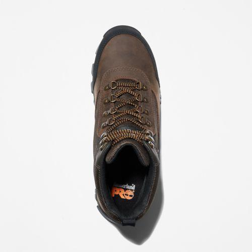 Men's Keele Ridge Steel Toe Waterproof Work Boot-