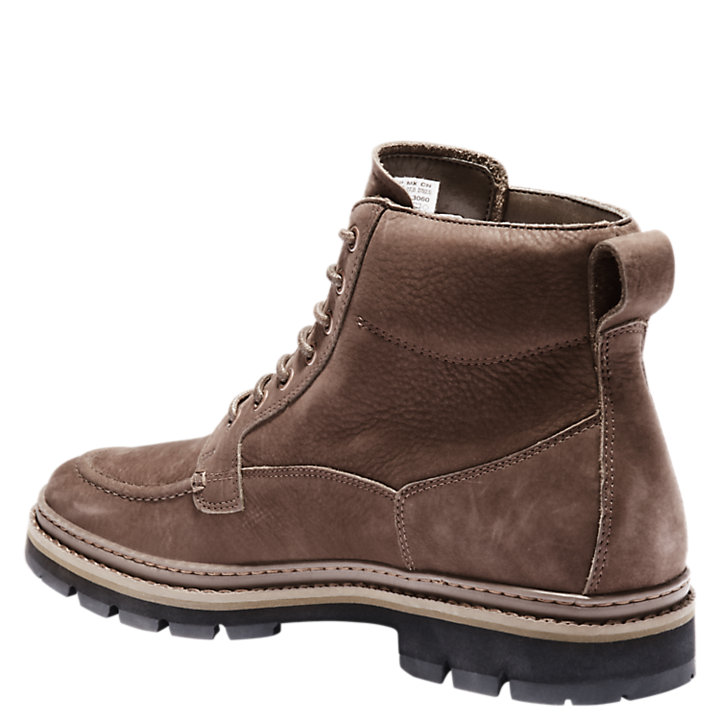 Men's Port Union Moc-Toe Waterproof Boots-