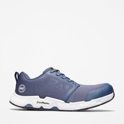 Men's Powertrain Sprint Alloy Toe Work Sneaker