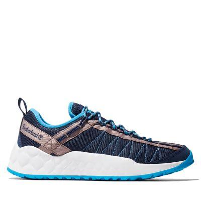Men's Solar Wave Mesh Sneakers