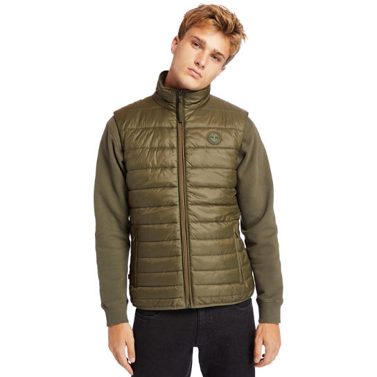 Men's Mt. Eastman Quilted Vest