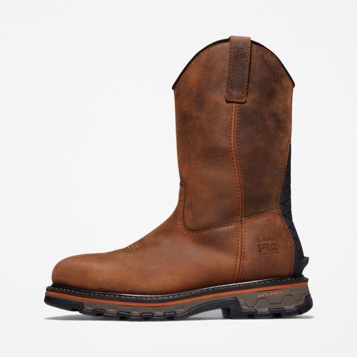 Men's True Grit Pull On Composite Toe Work Boot-