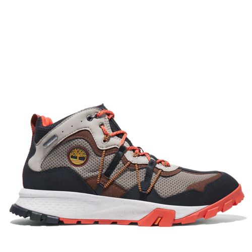 Men's Garrison Trail Waterproof Hiking Boots-