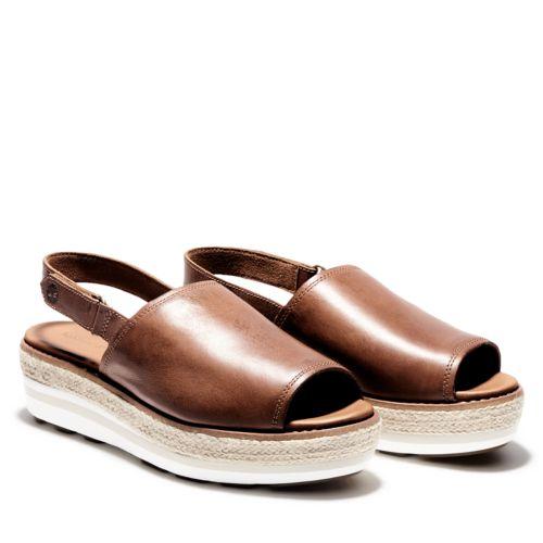 Women's Emerson Point Peep-Toe Sandals-