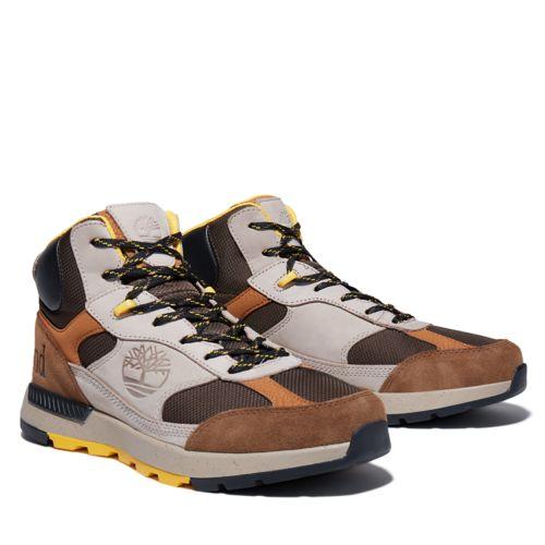 Men's Field Trekker Hiking Boots-