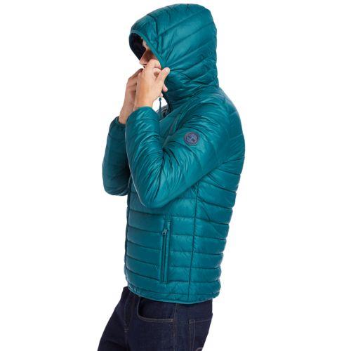 Men's Mt. Eastman Quilted Hooded Jacket-