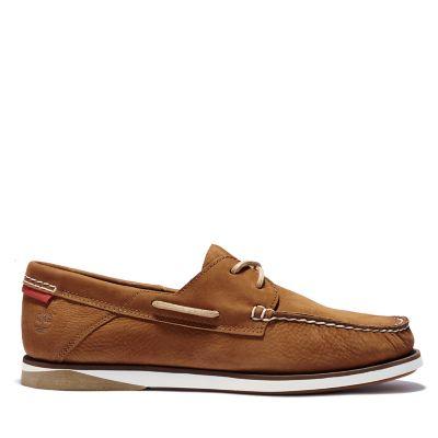 Men's Atlantis Break Leather Boat Shoes