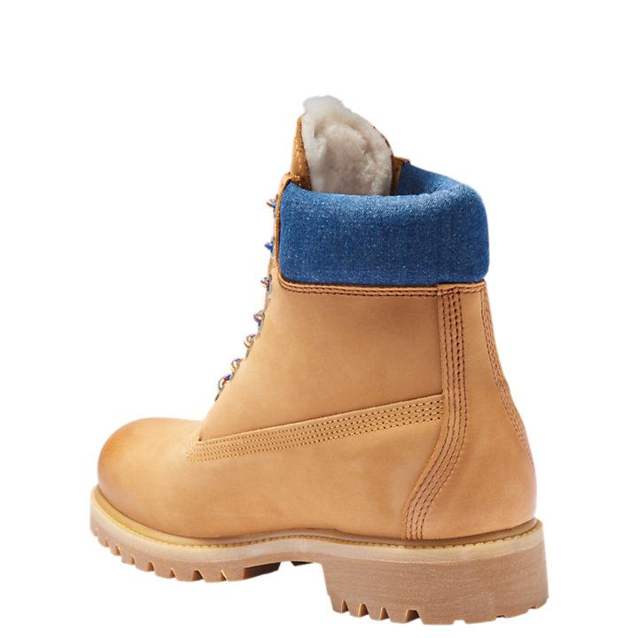 Lee X Timberland 6-Inch Premium Waterproof Boots-