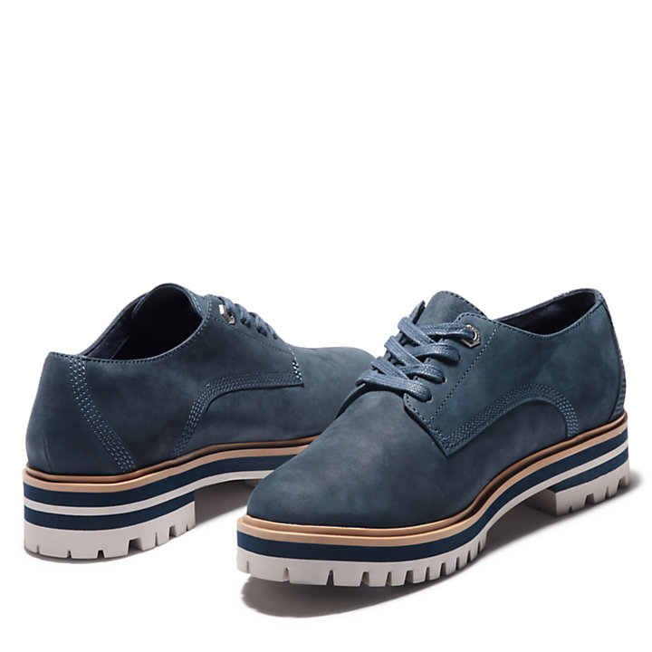 Women's London Square Oxford Shoes-