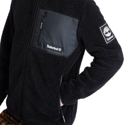 Men's Colorborck Recycled Fleece Jacket-