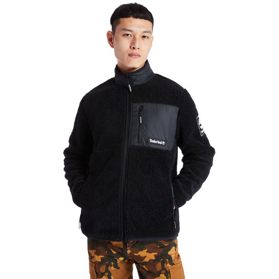 Men's Colorborck Recycled Fleece Jacket