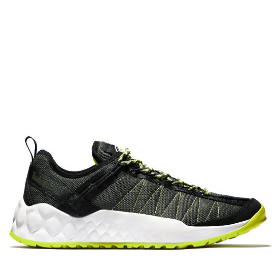 Men's Solar Wave Sneakers