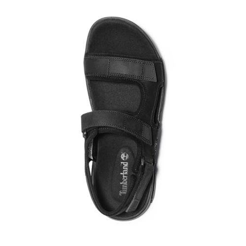 Men's Anchor Watch Backstrap Sandals-