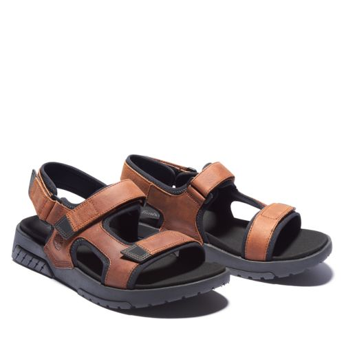 Men's Anchor Watch Backstrap Sandals-